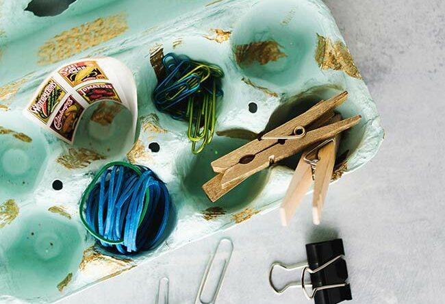 Artesanato com caixa de ovo: 60 ideias perfeitas para se inspirar