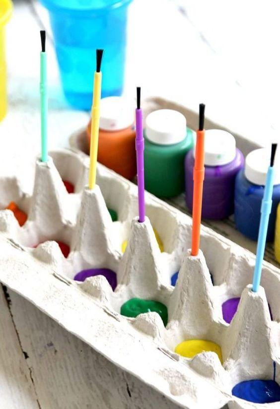 Um material ideal para a pintura