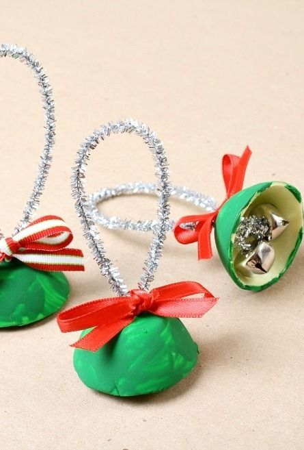 Sininhos de Natal para pendurar na Árvore
