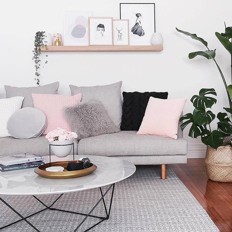 O estilo escandinavo se alinha com quem é fã da simplicidade