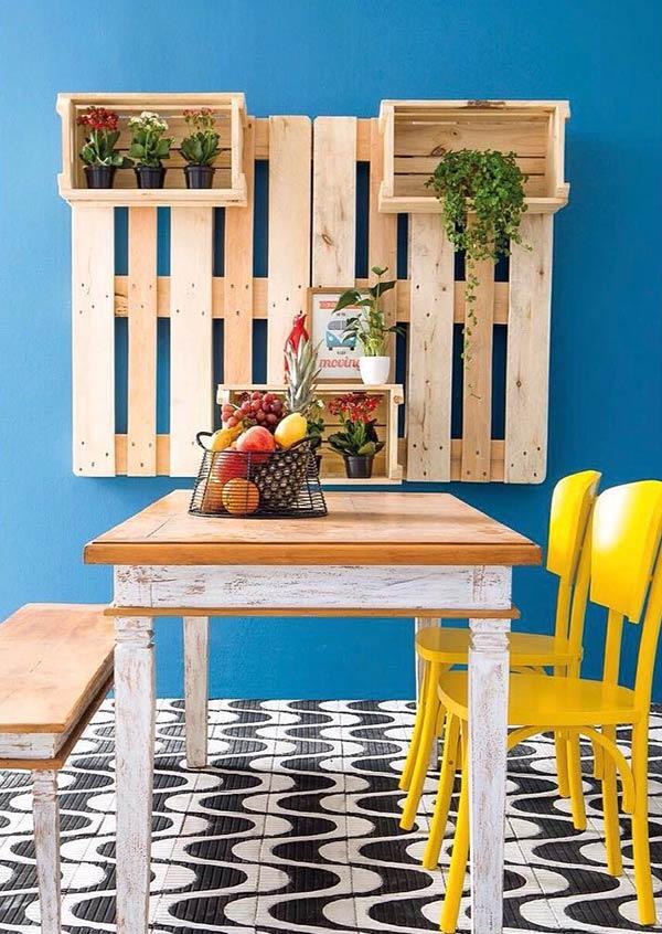 Caixotes de madeira e pallets: uma combinação perfeita