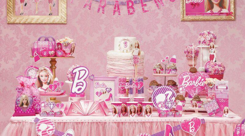 Festa da Barbie: 65 ideias maravilhosas de decoração