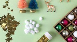Enfeites de Natal artesanal: 60 ideias com fotos e como fazer