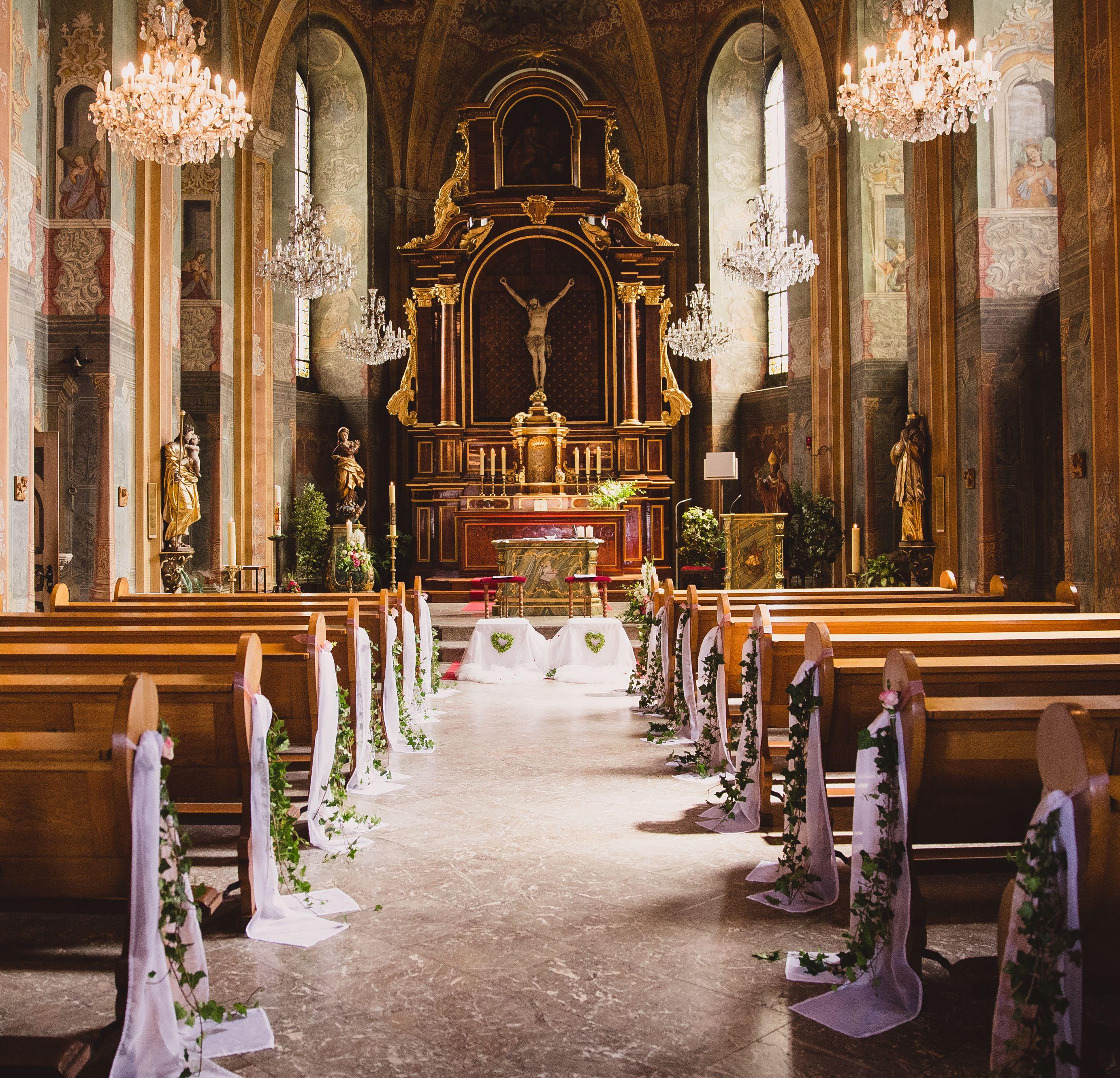Decoração de igreja para casamento: 60 ideias criativas se inspirar