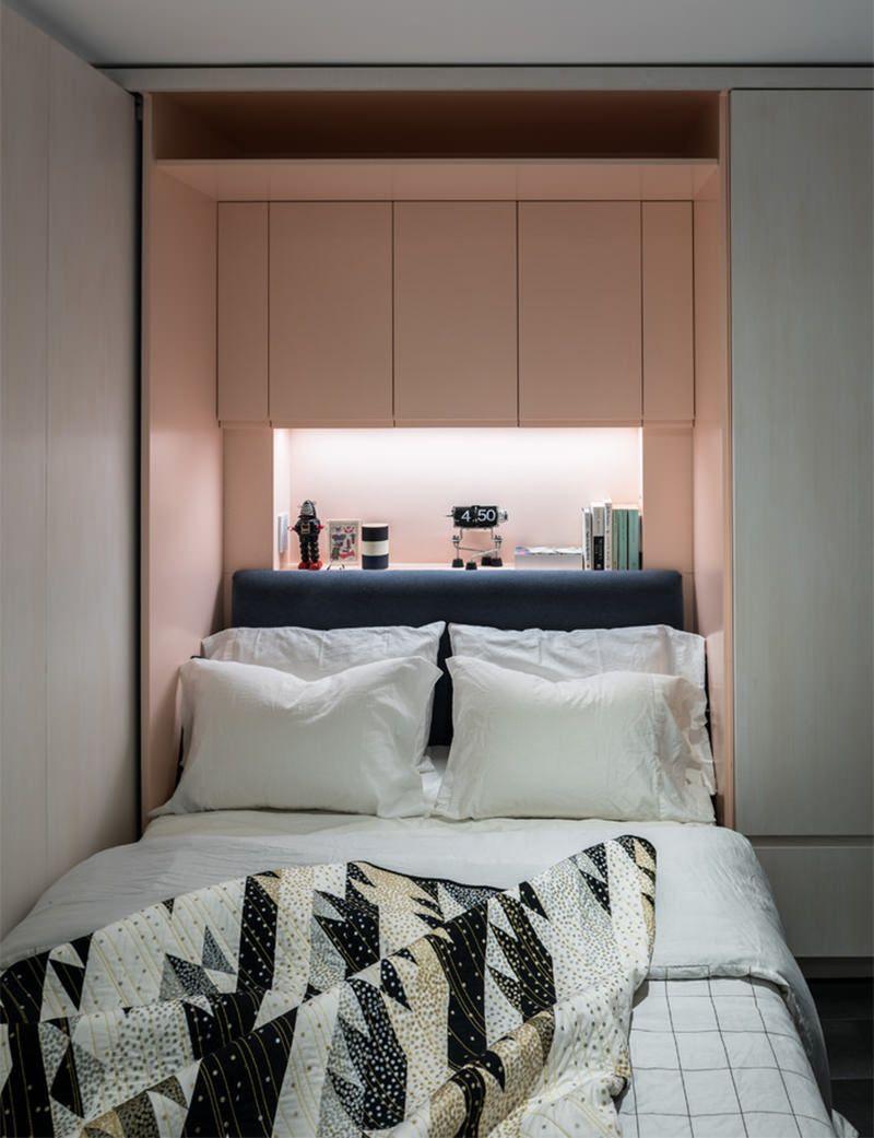 Aposte na cama de viúvo para montar um quarto de hóspedes