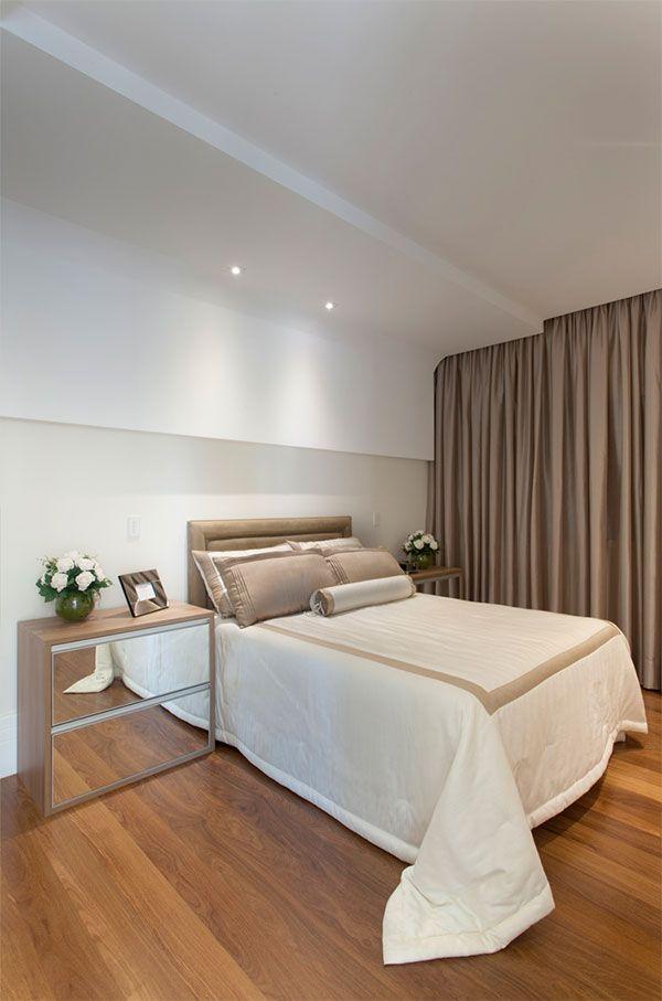 Quarto de h spedes 100 ideias para impressionar sua visita - Controsoffitti camera da letto ...