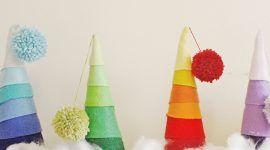Enfeites de Natal em feltro: ideias para usar na decoração