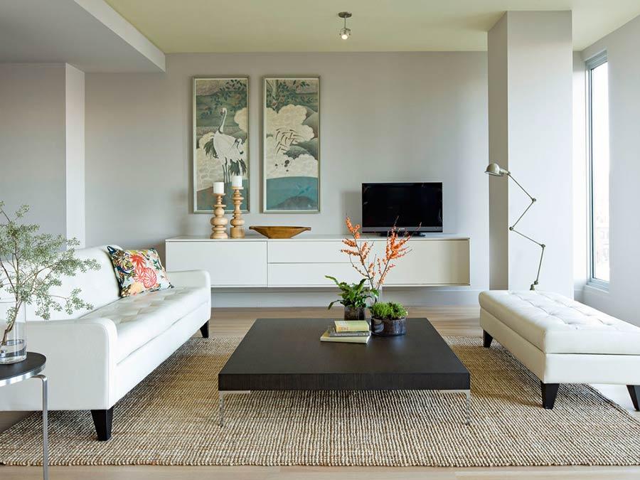 Quadros para sala com estilo oriental