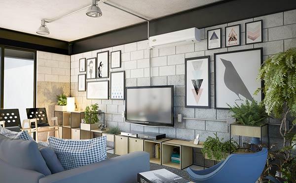 Demonstre seu estilo urbano através das artes na parede