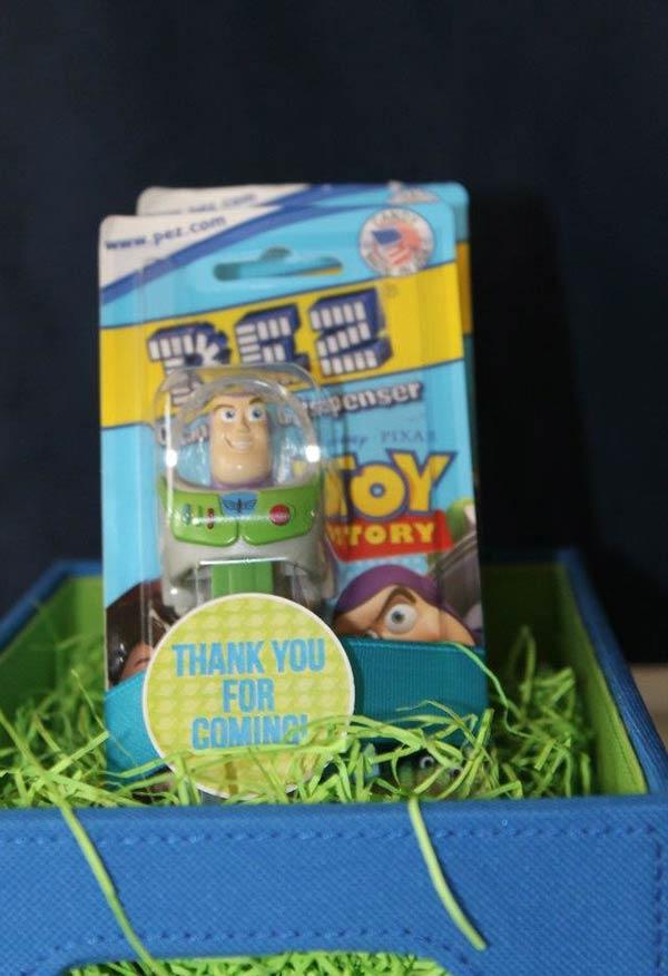 Brinquedos para seus convidados