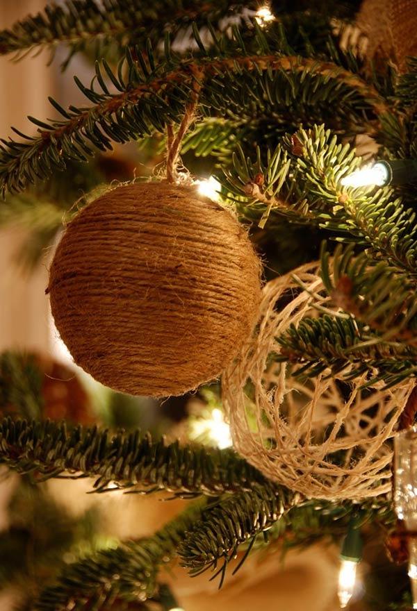 Bolas de enfeite para árvore de Natal