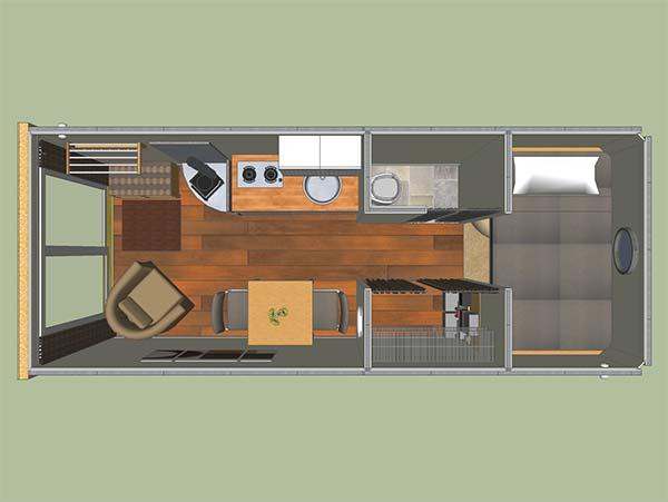 Casa Container 60 Projetos Pre 231 Os E Fotos