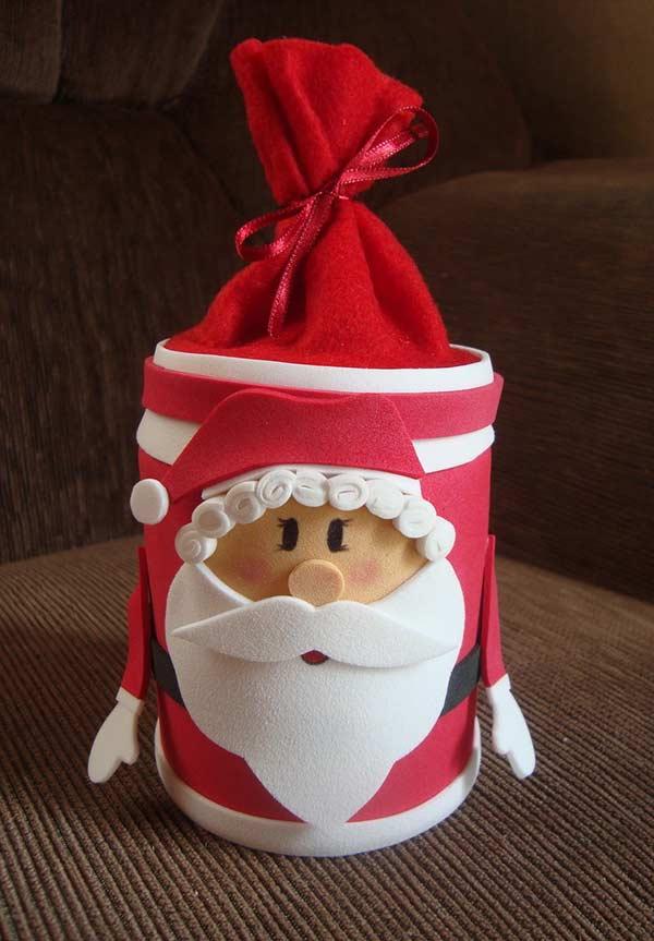 Papai Noel tem um presente escondido para você