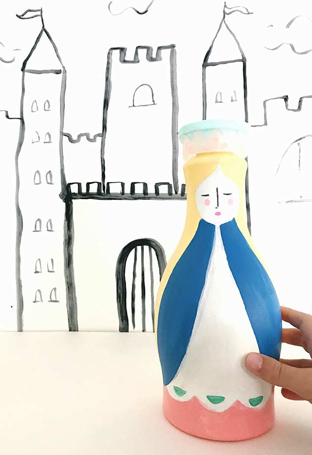 Reciclagem para criar histórias e personagens