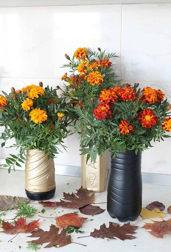 Vasos para encher a sua casa de flores