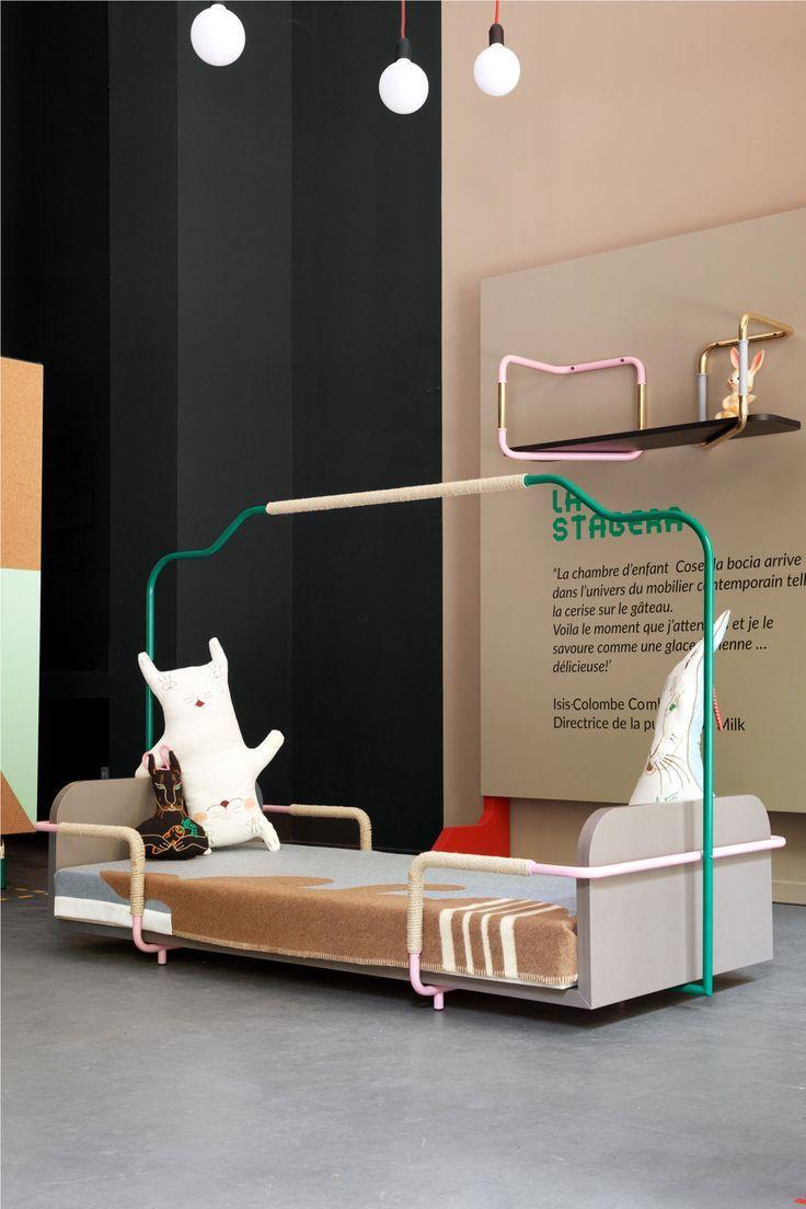 Se inspire em um design de cama montessoriana diferente