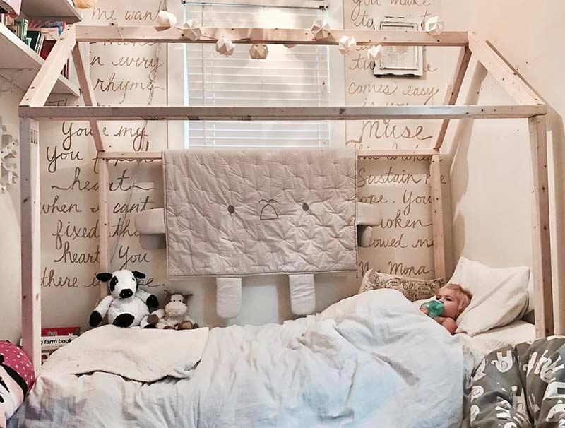 Uma cama maior para acompanhar o crescimento do seu filho