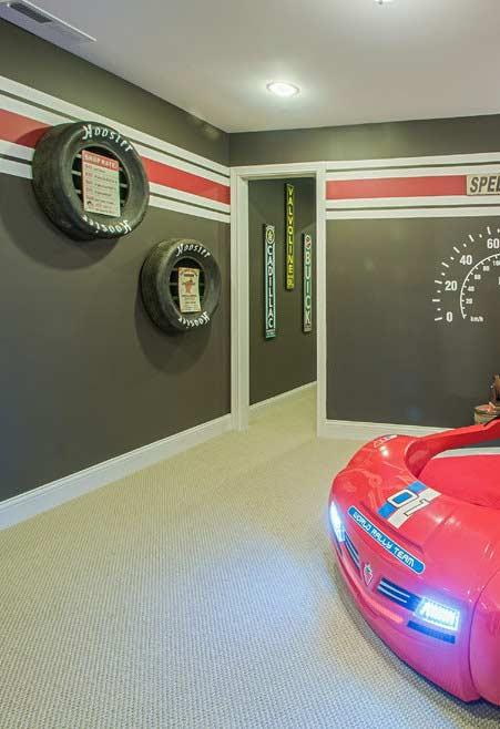O quarto para todo o piloto sonhou