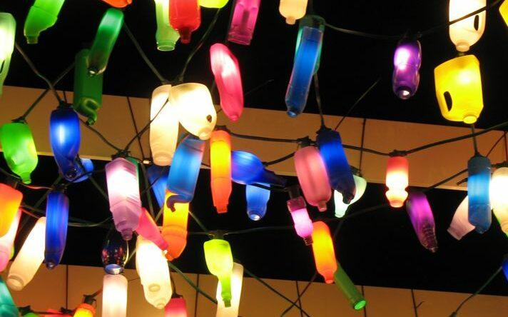 Enfeites de Natal com garrafa PET: 50 ideias para usar na decoração