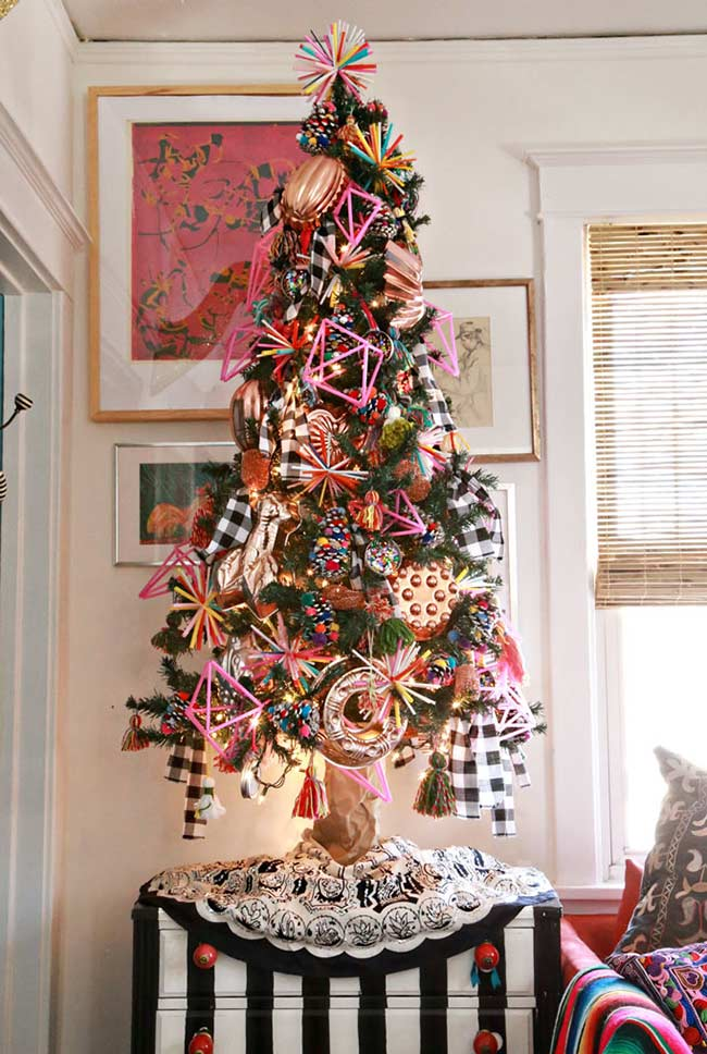 Diversos materiais cores e texturas para árvore