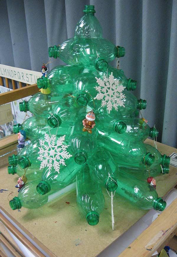 Árvore pequena para fazer na escola