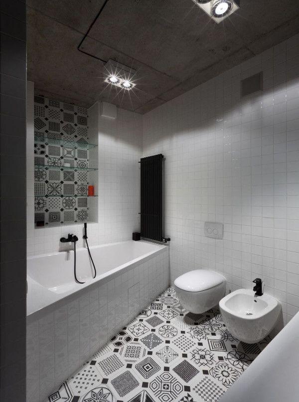 Faça uma decoração divertida no banheiro