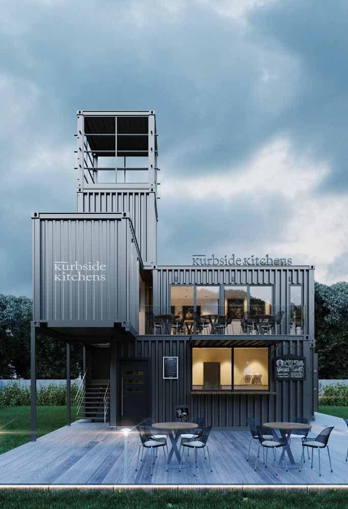 Com algumas transformações você pode transformar a casa em restaurante