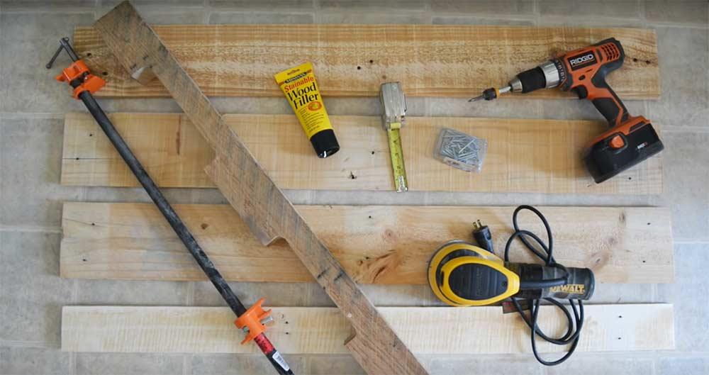 Passo 5: materiais necessários