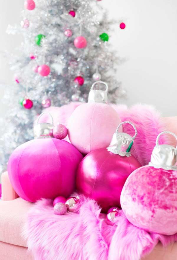 Enfeites bem fofinhos para o Natal