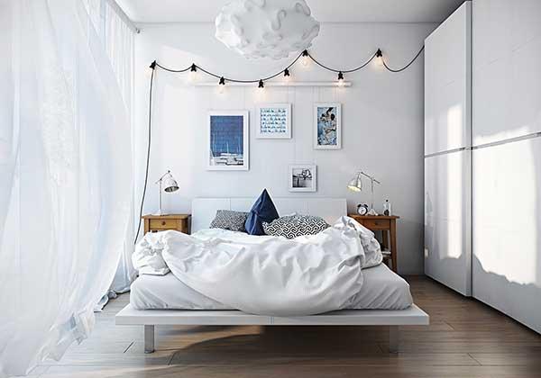 Dê identidade ao quarto com o piso laminado