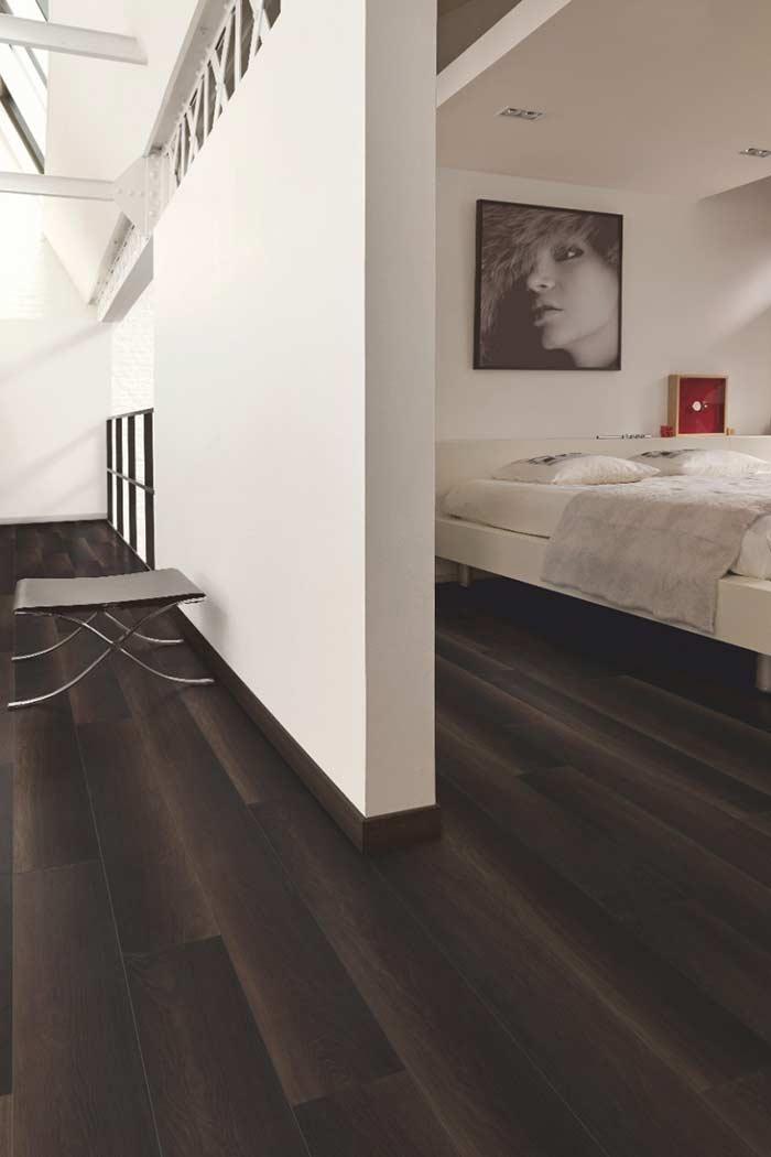 Toda a elegância do piso laminado
