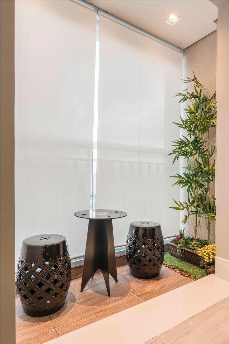 Use revestimentos distintos para o piso, diferenciando o propósito de cada ambiente