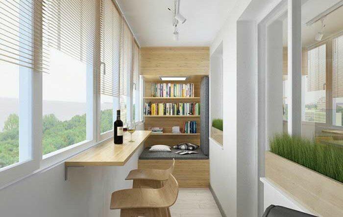 Varandas pequenas: 60 ideias para decorar e otimizar o espaço