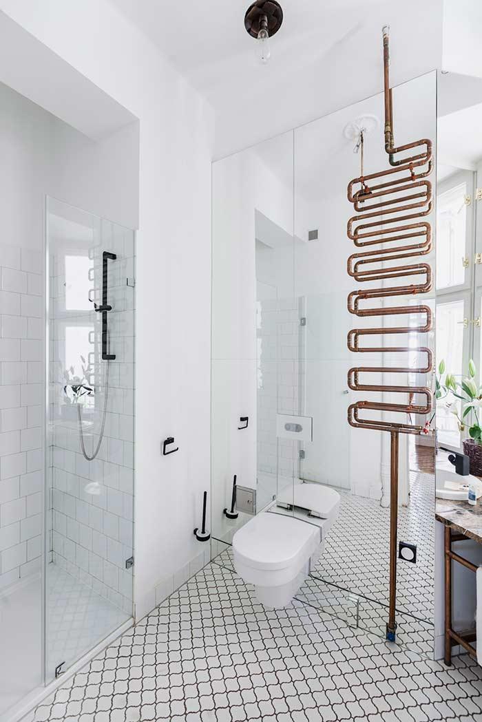 Piso Para Banheiro Tipos Dicas E 60 Ideias De Decoração