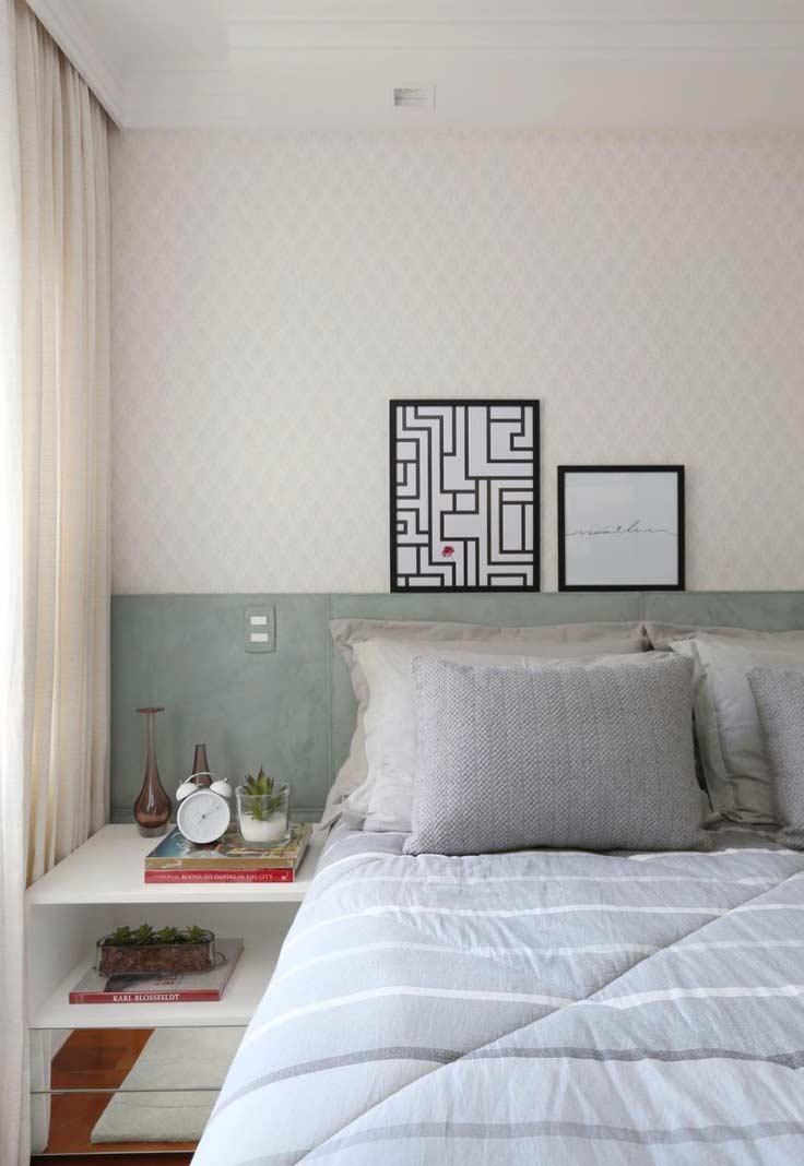 Priorize a personalidade do casal ao escolher quadros decorativos