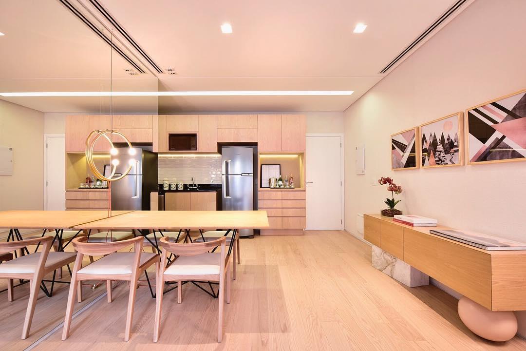 Quadros decorativos em cozinha / sala