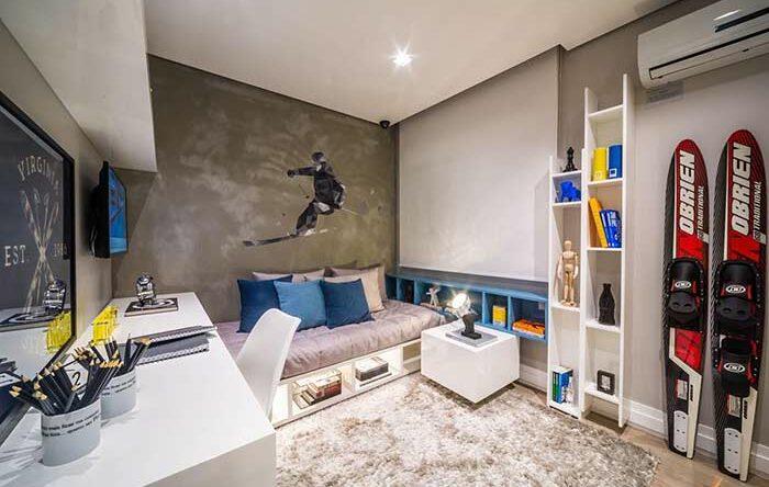 Quartos decorados: 60 ideias de ambientes para acertar na decoração