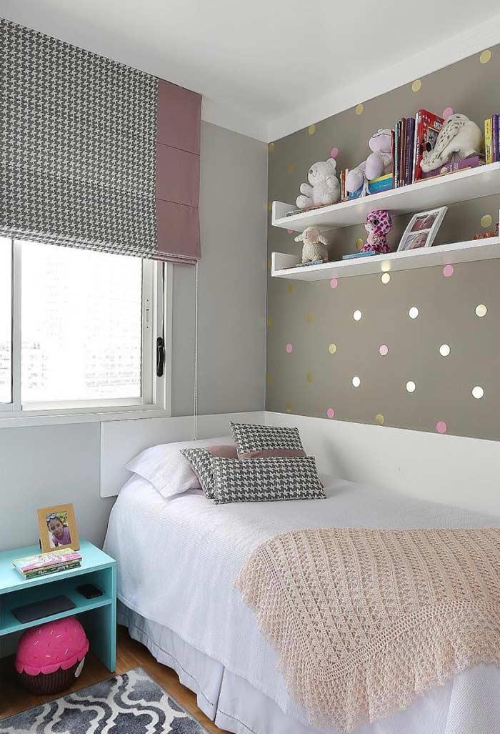 Quartos decorados 60 ideias fotos e projetos for Decoracion de habitaciones sencillas