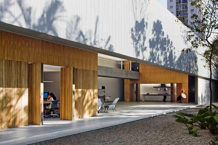 Aberturas nada óbvias na arquitetura