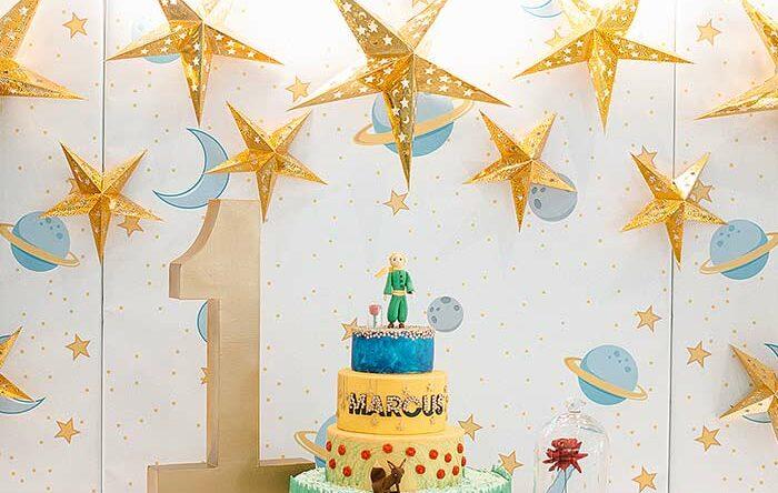 Festa do Pequeno Príncipe: ideias inéditas para decorar com o tema