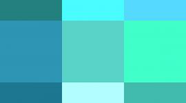 Azul Tiffany na decoração: ideias e exemplos para aplicar a cor