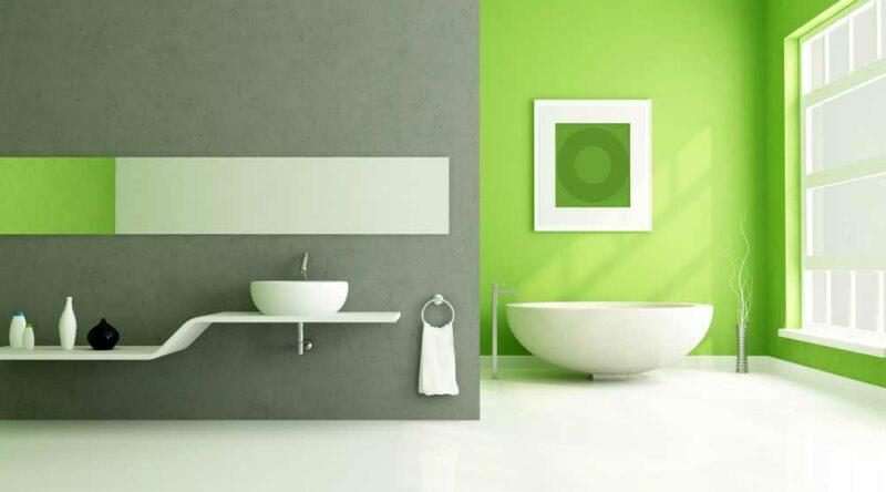Banheiro verde: guia completo para decorar este cantinho