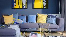Tons de azul: ideias para decorar com diferentes tonalidades da cor