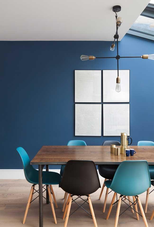 Tons de Azul: 65 Ideias de Decoração Com a Cor