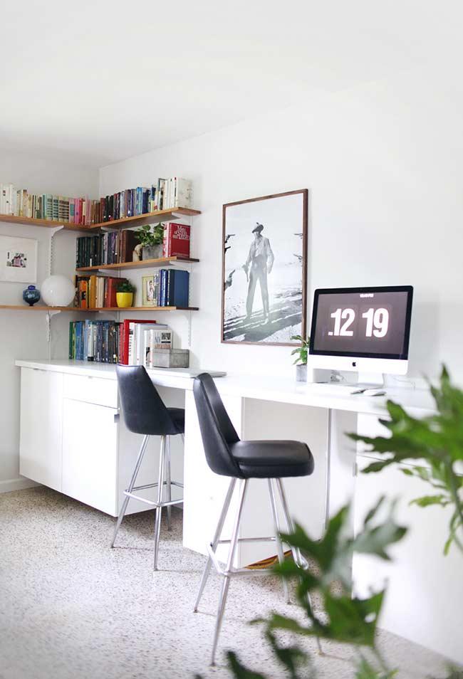 Espaço exclusivo para livros