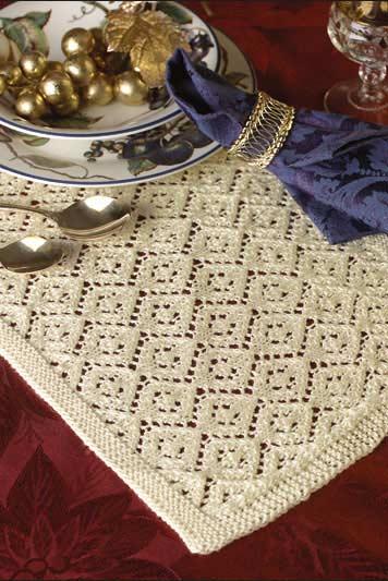 Para uma decoração clássica de mesa posta