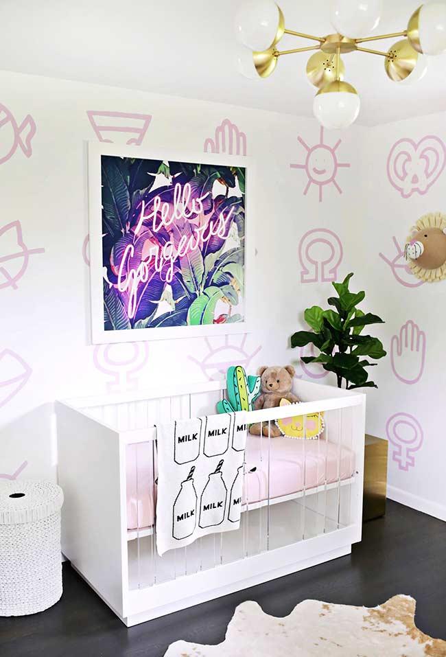 Traga mais vida ao quarto com uma decoração colorida