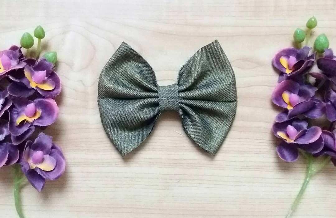 Como fazer laço de tecido: conheça os principais tipos e como fazer