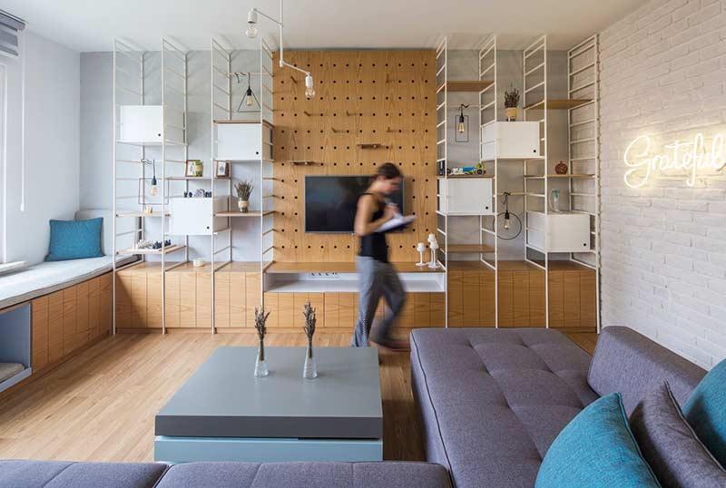 Trabalhe a flexibilidade na decoração