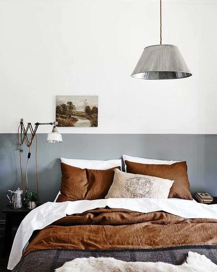 Protagonismo das cores na roupa de cama